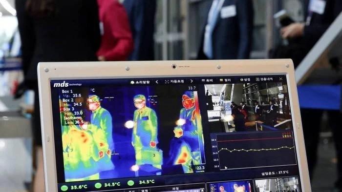 Coronavírus: Aeroportos procuram por casos com sensores de calor