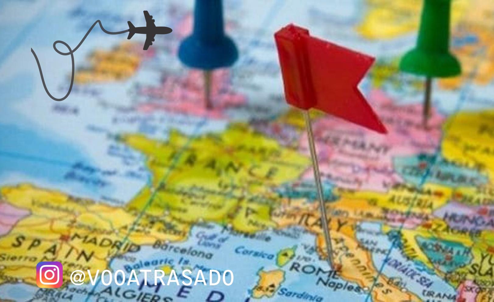 Empresa Voo Atrasado mediou acordo de R$ 4.000,00 em menos de 60 dias para cliente que planejou sua viagem a Europa.