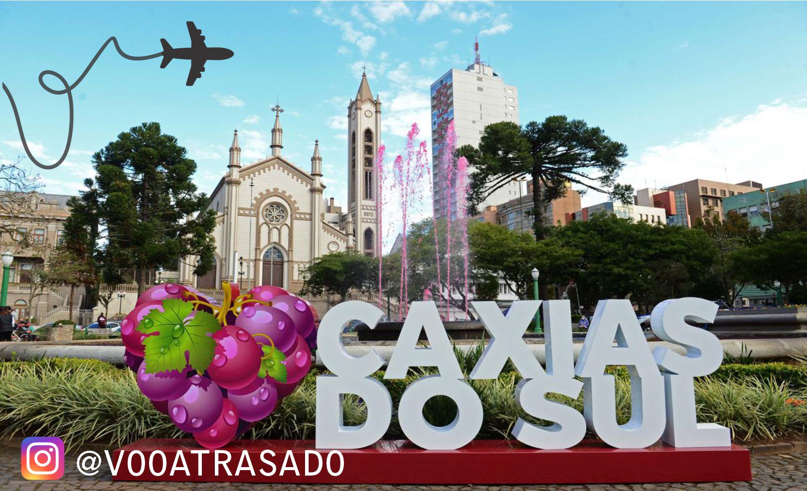 Empresa Voo Atrasado mediou acordo de R$ 4.100,00 para passageiro de Caxias do Sul - RS