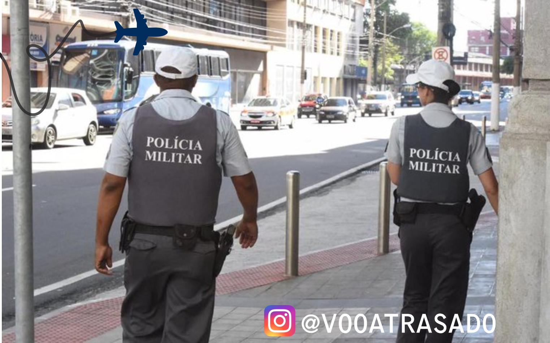 Empresa Voo Atrasado mediou acordo de R$ 9.090,05 para casal de Policiais Militares que estavam realizando viagem de intercâmbio.