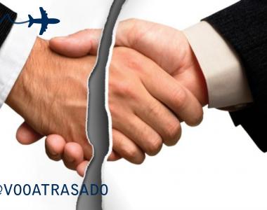 Perda de assinatura de contrato de trabalho por atraso de voo, gera indenização de R$ 5.000,00.